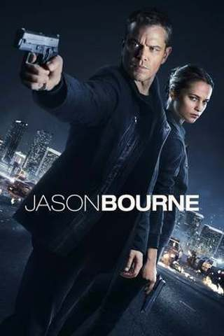 """Jason Bourne"" HDX Vudu/movieanywhere Movie Code"