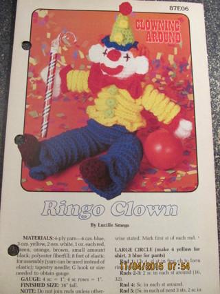 Ringo Clown