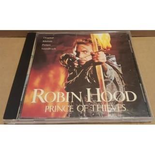 cd-robinhood-prince of thieves soundtrack-1991-bryan adams-used-ex