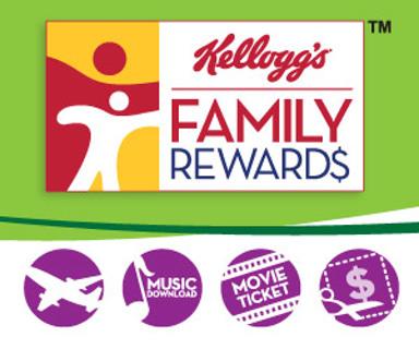 Kellogs Family Rewards