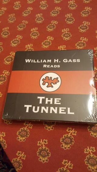 THE TUNNEL, BY WILLIAM H. GASS, AUDIO BOOK