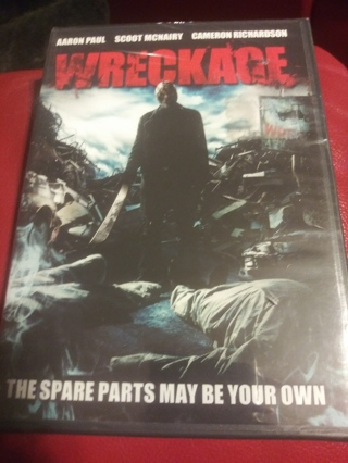 Wreckage DVD Factory sealed