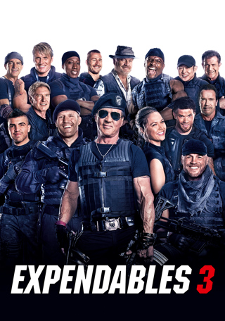 The Expendables 3 (digital movie code)