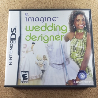 Wedding Designer Nintendo DS Game