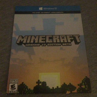 Free Minecraft Windows 10 Edition Beta Code Video Game Prepaid Cards Codes Listia Com Auctions For Free Stuff