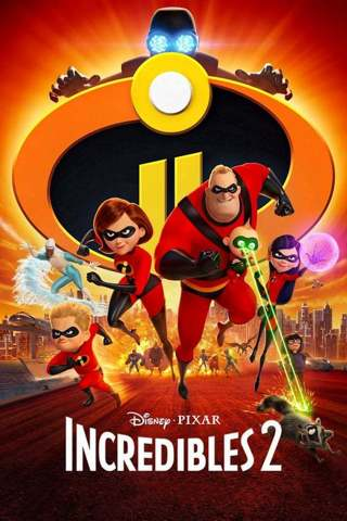 Disney - INCREDIBLES 2 HD iTunes Code ( ports to vudu trough MA linked account)