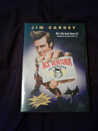 Ace Ventura DVD (used)
