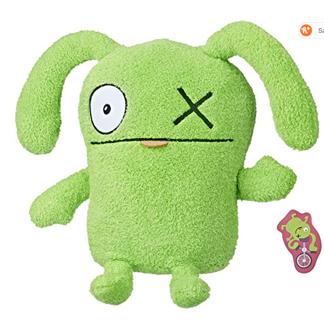 "⭐️⭐️⭐️⭐️Hasbro Uglydolls Jokingly Yours Ox Plush Toy, 9.5"" Tall"