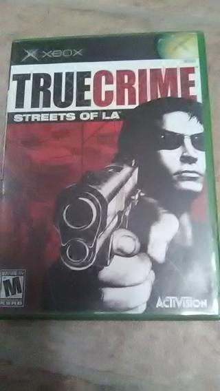 X box true crimes streets of LA