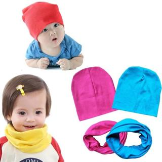 Spring Autumn Cotton Baby Beanie Hats Cartoon Print Newborn Hat Elastic Toddler Infant Cap