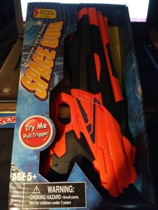 SPACE GUN=Free shipping with tracking