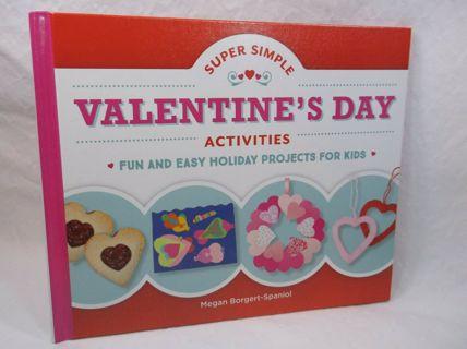 Valentine Book - Like New Condition