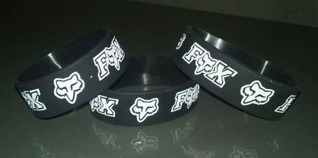 1 NEW FOX RACING Wristband Bracelet SRH kmk Motocross Dirt bike