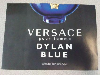 Versace Fragrance Sample