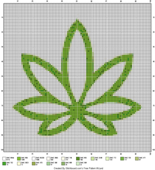 plastic canvas/cross stitch pattern 30