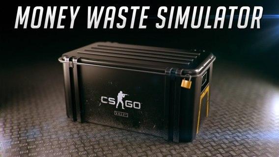 5x random CS:GO case