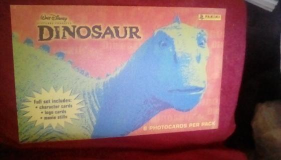 Disney Dinosaur Photocards