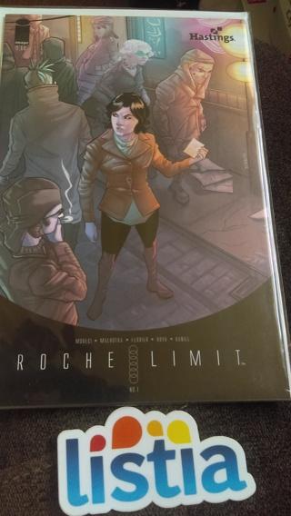 Roche Limit (comic book)