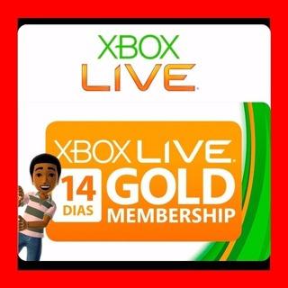 Xbox live 14 Days Region Free Trial kEY