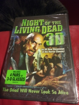 Night of the Living Dead Factory sealed