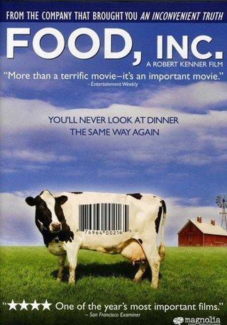 Food, Inc.Eric Schlosser (Actor), Robert Kenner (Director)  Rated:   PG    Format: DVD