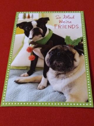Christmas Card - Friends