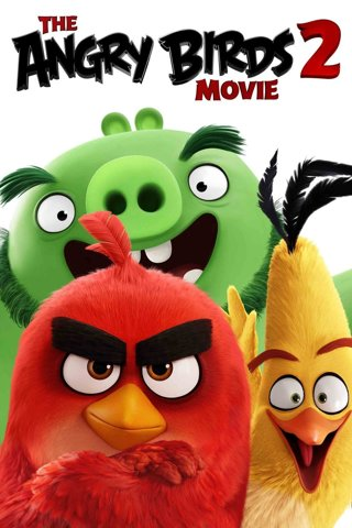 The Angry Birds 2 HD Digital Copy Code