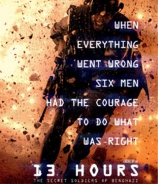 13 Hours: the secret soldiers of Benghazi HD