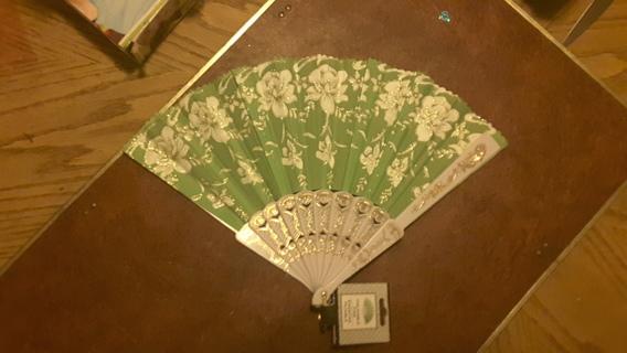 Decorative Asian Fan #2
