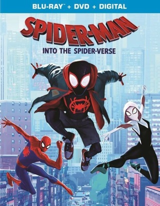 Spider-Man Into the Spider-Verse HD Movie Code, redeems on Vudu or Movies Anywhere
