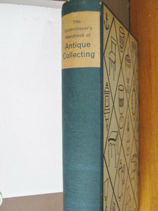 Connoisseur's Handbook of Antique Collecting vintage book
