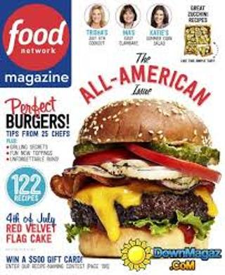 Food Network Magazine TWO year Subscription Code (Mags delivered by MAIL)