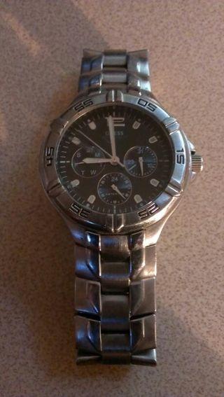 Used - Guess waterproof Men's Watch