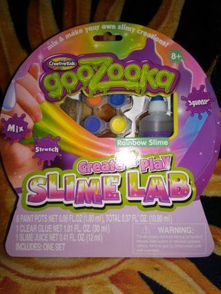 GOOZOOKA MAKE YOUR OWN SLIME=Free shipping