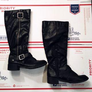 women's kohls boots
