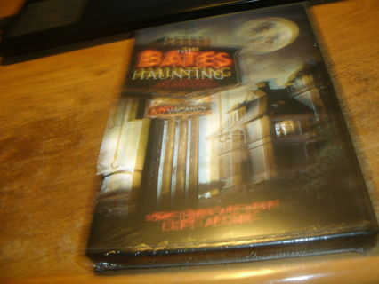 new!dvd-the bates haunting-ryan dunn-horror-2012