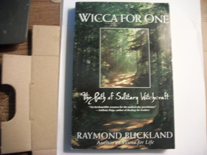 Free: Wicca For One The Path of Solitary Witchcraft Book