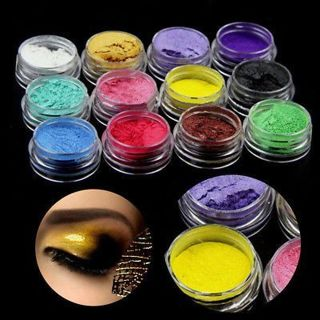 1Set Fashion 12 Color Pigment Powder for Soap Cosmetics Resin Colorant Dye Lot