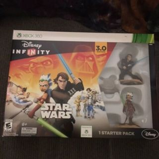 *~Disney Infinity 3.0 Edition STAR WARS STARTER PACK For XBOX 360