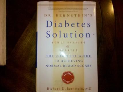 Diabetes Solution by Dr.Bernstein, MD