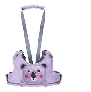 Baby Walking Harness Handheld Kids Walker Helper -Adjustable Detachable