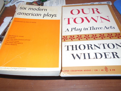 Two Stage Play Paperback Books