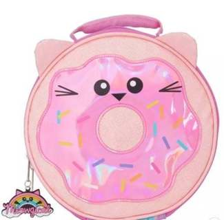~NWT Meowgical Kids Donut Kitty Lunch Box ~ RETAILS $20