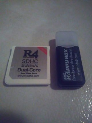 R4 Card for DS/3DS