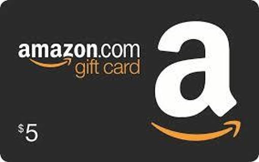 3$ Amazon eGift Card