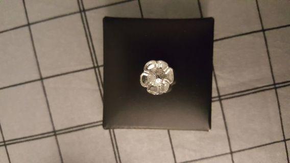 Avon charm for bracelet silver BNIB