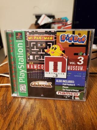 Namco Museum Vol. 3 PS1