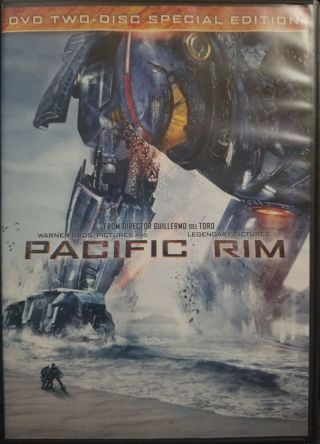 Pacific Rim (2013) Digital Code NEW! NEVER USED! Ron Pearlman Charlie Day Charlie Hunnam