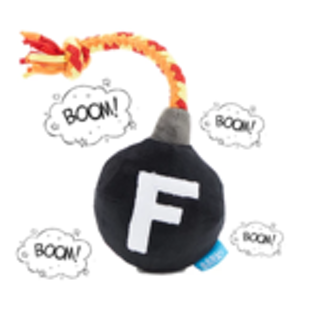New Product- Dog Toys-F-Bomb