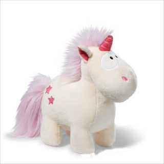 Unicorn Plush Fluffy Toy Lovely Stuffed Theodore Animal Doll Kids Gift BP